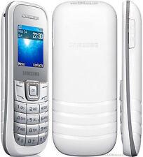 Teléfonos móviles libres Samsung color principal negro con conexión GPRS