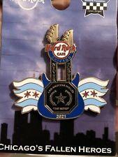 Hard Rock Cafe Chicago 2021 Fallen Hero's Pin