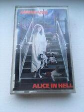 Annihilator - Alice In Hell CASSETTE MC Megadeth Kreator Anthrax