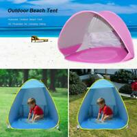 Automatic Outdoor Beach Tent Baby Pool UV Protection Shelter for Camping Hiking