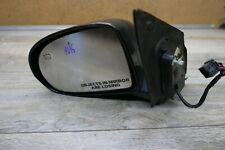 DODGE CALIBER 2007 FRONT LEFT PASSENGER SIDE N/S ELECTRIC HEATED WING MIRROR