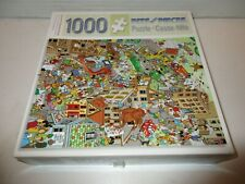 Bits and Pieces 1000 Piece Jigsaw Puzzle Twisted Treasure Hunt