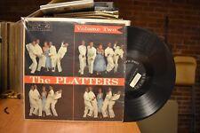 The Platters Vol. Two LP Mercury MG 20216 Mono