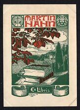 16)Nr.079- EXLIBRIS- Hermann Hirzel - 1900