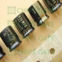 100uF 100V Electrolytic Capacitor 105C G-Luxon