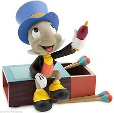 NEW Disney Parks JIMINY CRICKET in Matchbox Fig FIGURE Figurine! Pinocchio