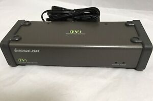 IOGEAR 1 to 4 DVI Video and Audio Splitter