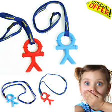 Calming Autism Sensory Chews Toys Special Needs Biting Aid with Lanyard ADHD SEN