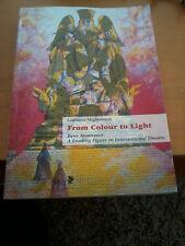 Gaetano Miglioranzi - From Colour to Light : Beni Montresor