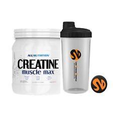 CREATINE MUSCLE MAX 500gr ALLNUTRITION Creatina monohidrato + Taurina