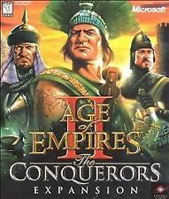 Age of Empires II: The Conquerors Expansion (PC, 2000) - European Version
