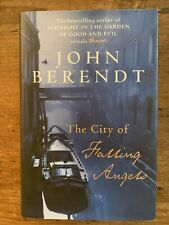 John Berendt The City of Falling Angels HB First Ed Venice