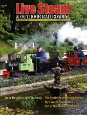 Live Steam & Outdoor Railroading V47 N 2 March/April 2013