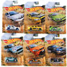 HOT WHEELS GDG44 1/64 BACKROAD RALLY SERIES FORD SUBARU MINI VW LANCER EVOLUTION