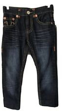 True Religion boys Youth Jeans Size 30 Approx 14-16