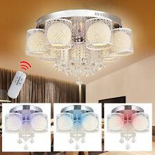 LED Kronleuchter Deckenleuchte Deckenlampe Luster Design Wandlampe Wohnzimmer