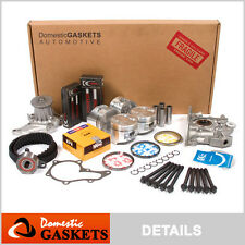 88-89 Toyota Corolla MR2 Nova 1.6L DOHC Master Overhaul Engine Rebuild Kit 4AGE
