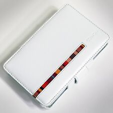 New Leather Case for COWON O2 White