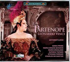 Vinci: La Partenope, New Music