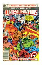 Marvel Super-Hero Contest of Champions #1 (Jun 1982, Marvel)