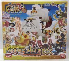 Bandai One Piece Pirate Ship Thousand Sunny DX Set (Korea Ver) 2009