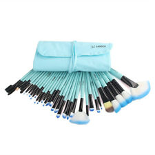 32Pcs Blue Makeup Brushes Eyebrow Shadow Soft Brushes Kit With Bag Hot Need