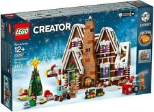LEGO Creator Gingerbread House 10267 Building Kit 2020 New in box NIB 1477 Pcs