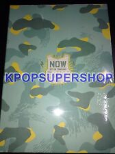 BTS Photobook 'Now' in Thailand Photobook DVD Limited Edition NEW RARE OOP