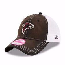 Atlanta Falcons WOMENS New Era Spirited 9TWENTY Trucker Snapback Hat - CLOSEOUT