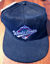 1992 WORLD SERIES BASEBALL CAP NEW Atlanta Braves vs Toronto Offically Licensed
