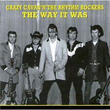 CD Crazy Cavan 'n' The Rhythm Rockers -THE WAY IT WAS - TEDDY BOY - NEW SEALED
