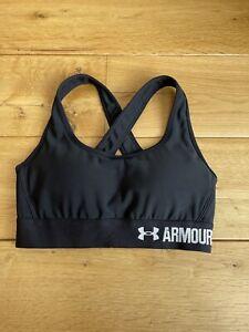 Under Armour Black Sports Bra Size Xs