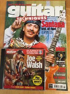 Guitar Techniques magazine & CD: June 2000