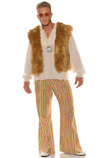 Brand New 1960's Sunny Hippie Sonny and Cher Inspired Adult Costume