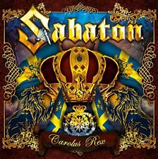 Sabaton - Carolus Rex (Swedish Version) [CD]