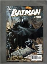 New ListingBatman #700 Dc 2010 Kubert 1st Printing Anniversary Issue Finch Cover Vf/Nm