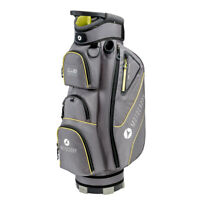 Motocaddy Club Series Cart Bag 14 way Divider Charcoal/Lime Brand New 2021 Model