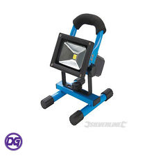 LED Re-chargable Site LIght With USB Charging Point 10W, Complete with Stand