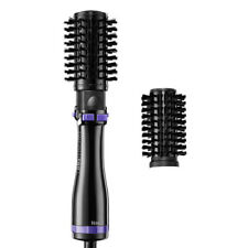 INFINITIPRO BY CONAIR BC191 Hot Air Spin Brush, 2-inch and 1 1/2-inch, Black