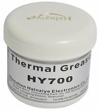 Halnziye HY710 150g Can Silver Thermal Grease Paste for CPU VGA LED Chipset etc
