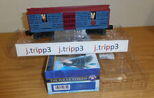 Lionel 1928410 The Polar Express Reindeer Transport Car Toy Train O Gauge New