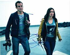 WILL ARNETT SIGNED 8X10 PHOTO AUTHENTIC AUTOGRAPH TEENAGE MUTANT NINA TURTLES A