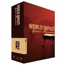 New Big Fish Audio World Impact Global Percussion Ethnic Perc Kontakt 3 Plug-in