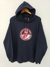 The Rolling Stones Official Concert Men Large(42,44) Hoodie 2005  Gentle Used
