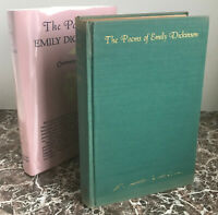 The Poems of Emily Dickinson; 1934 Centenary Edition; Little Brown