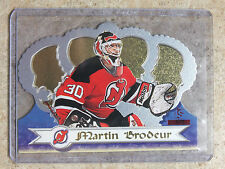 99-00 Pacific Crown Royale #78 MARTIN BRODEUR Limited Series /99