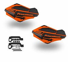 PowerMadd SENTINEL Handguard Guards KIT Orange/Black Can Am DS650 ATV 34405