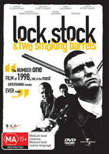 Lock, Stock and Two Smoking Barrels DVD (2013) Jason Flemyng, Ritchie (DIR)