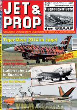 JET & PROP Nr. 5/14 Flugzeuge Original & Modell Tiger Meet AWACS Ju 88 USAAF