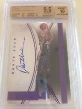 Panini Grade 9.5 Basketball Trading Cards
